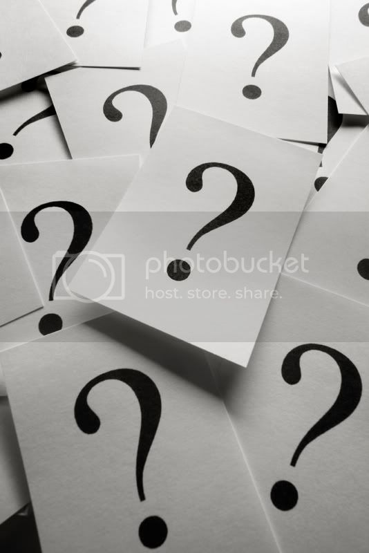 question mark Pictures, Images and Photos
